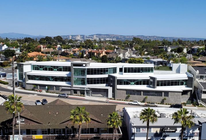Newport Harbor Medical Plaza in Newport Beach