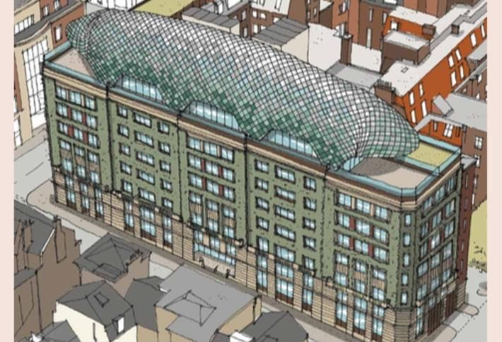 Former MI5 HQ To Become New Hotel And Members' Club