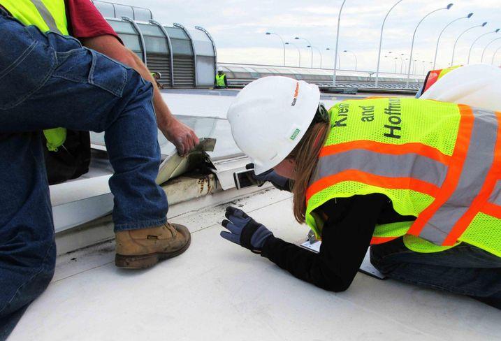 Klein Hoffman Roof Repair