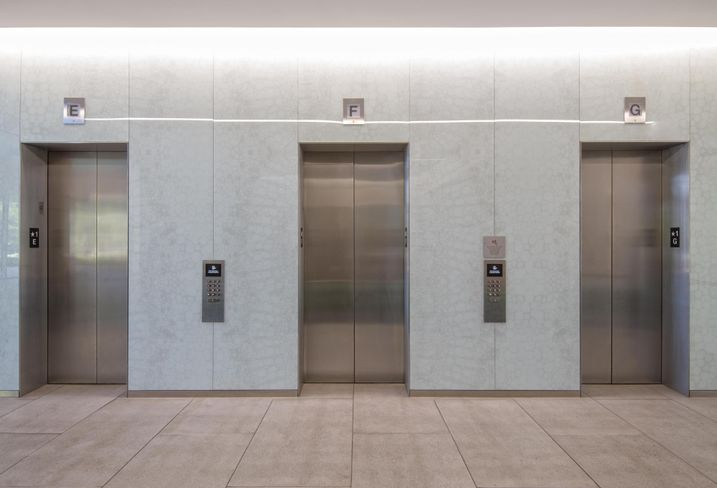 Elevators Are Key To Reopening Offices. How Can Owners Keep Them Safe?