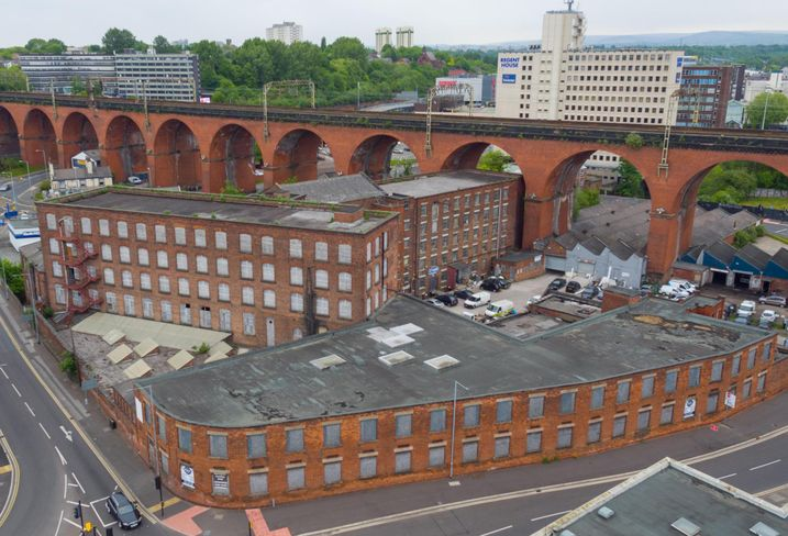 No Trouble At This Mill As City Centre Developer Gambles On Stockport