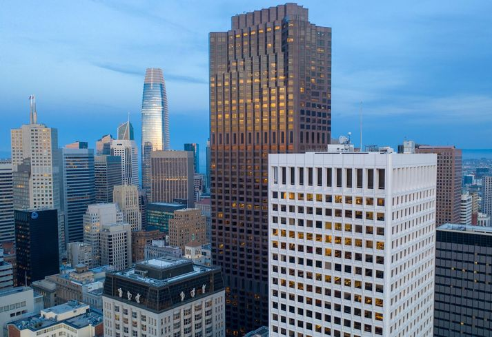 California Street Towers