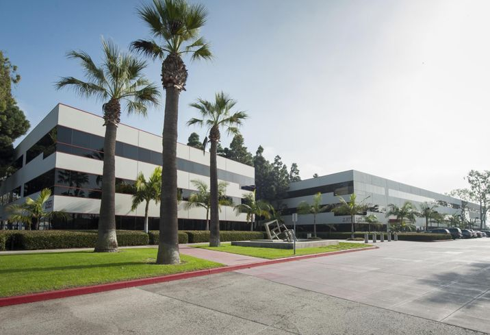 Park Del Amo office campus at 2355 and 2377 Crenshaw Blvd. in Torrance