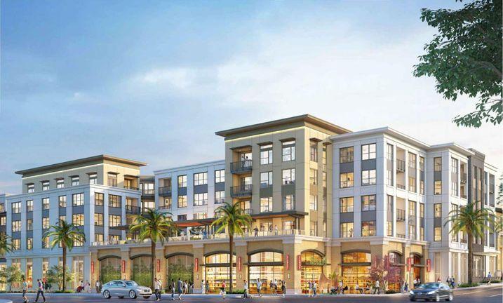 Rejected Peninsula Housing Proposal Back Again