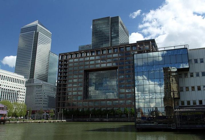 Morgan Stanley Starts Review Of 800K SF London Offices