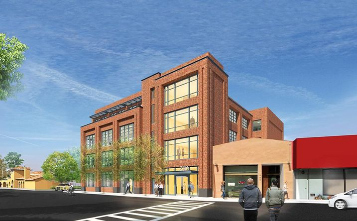 Peninsula Office Project Gets $33.8M Construction Loan