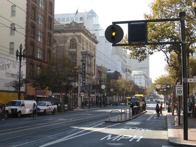 Tenderloin San Francisco