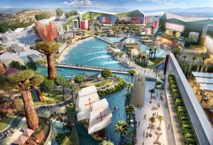 Top British Expat Makes Bid For Intu's Massive Costa Del Sol Development