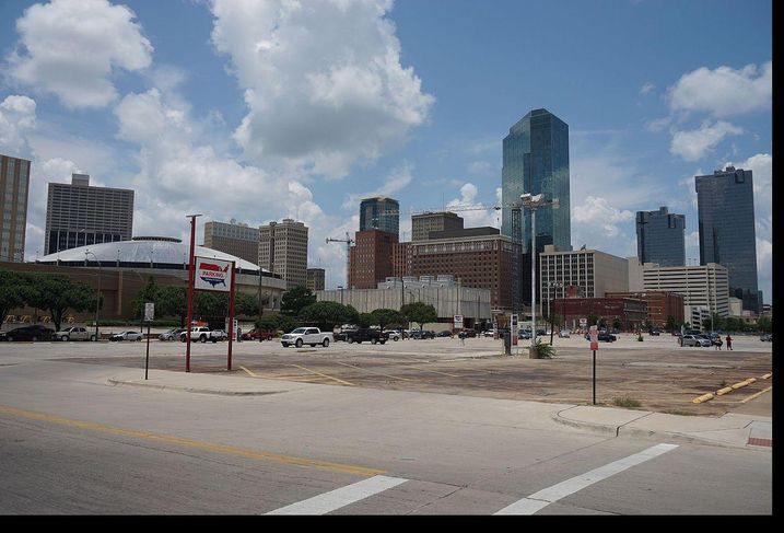 Downtown Fort Worth, Fort Worth skyline