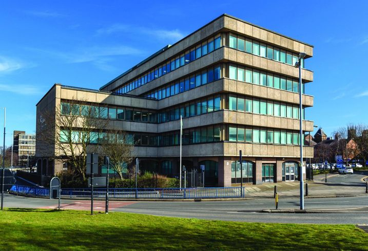 'Touchdown' Offices: The New West Midlands Office Trend?