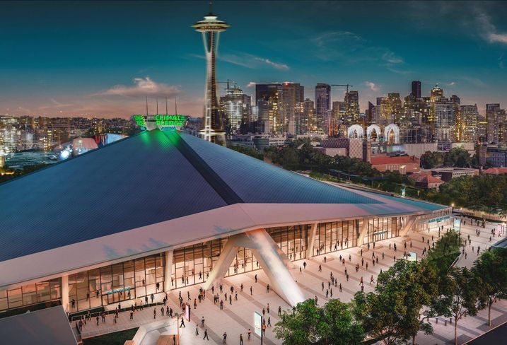 Amazon Buys Naming Rights For World's First Arena Targeting Net Zero Carbon Certification