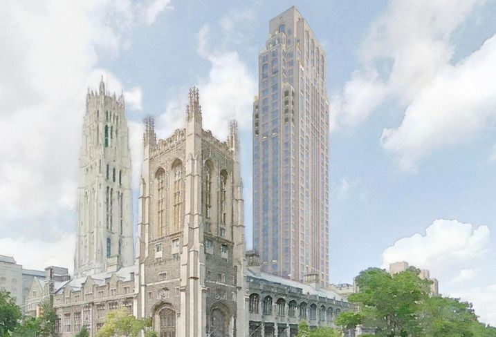 Lendlease, L+M Score $250M Construction Loan For Morningside Heights Tower