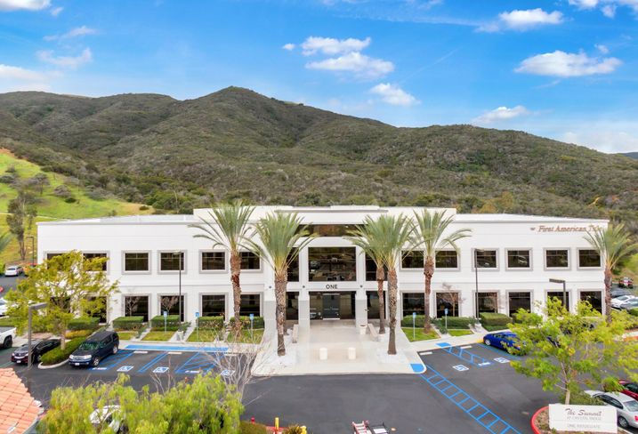 Office building at 1 Ridgegate Drive in Temecula