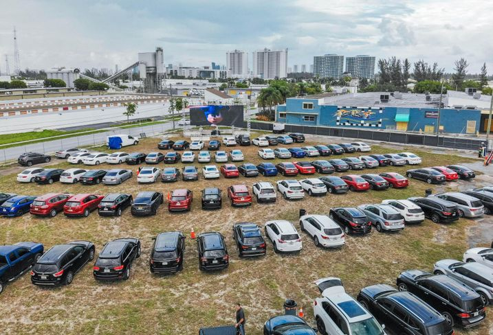 Drive-In Theaters Are Providing Temporary Benefits To Developers And Mall Owners
