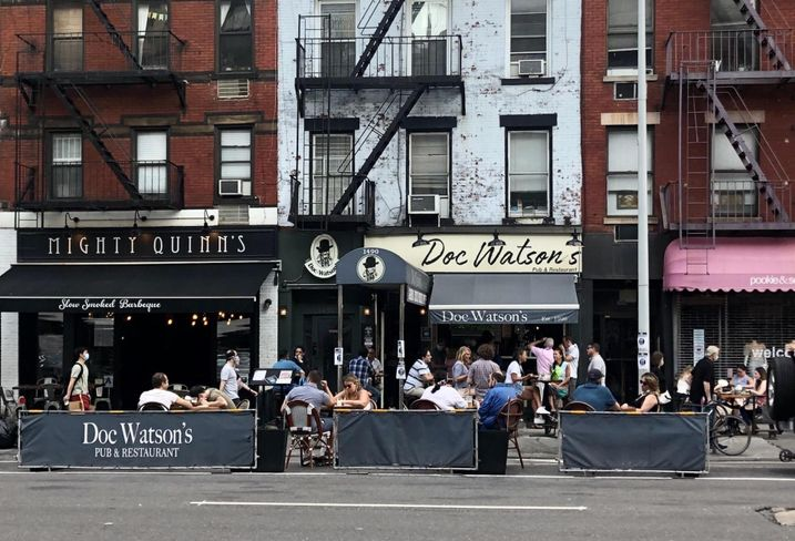 'We Need Open-Heart Surgery': NYC Restaurants Desperately Rework Leases To Stay Alive