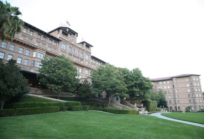 The Langham Huntington hotel in Pasadena