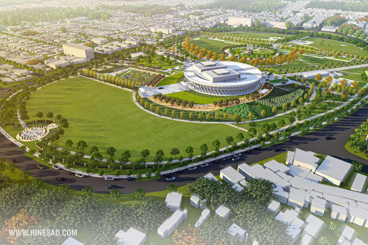 The Architect Behind Jamaica's New Houses Of Parliament Tackles The Industry's Diversity Issues In The U.S.
