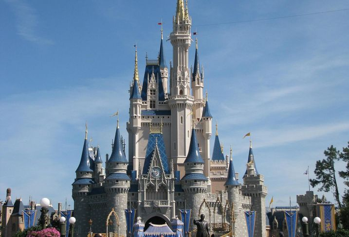 Walt Disney World Reopened Tuesday. Here's What It Looked Like.