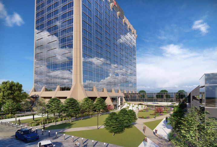 Developers Reveal Biotech And Life Sciences Hub Plans In Stemmons Corridor