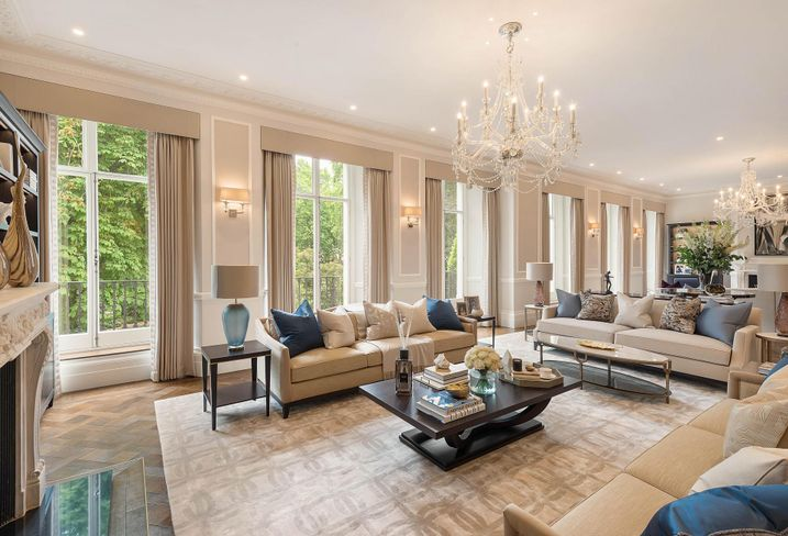 Lockdown Opens Window For Private Equity To Buy London's Poshest Houses