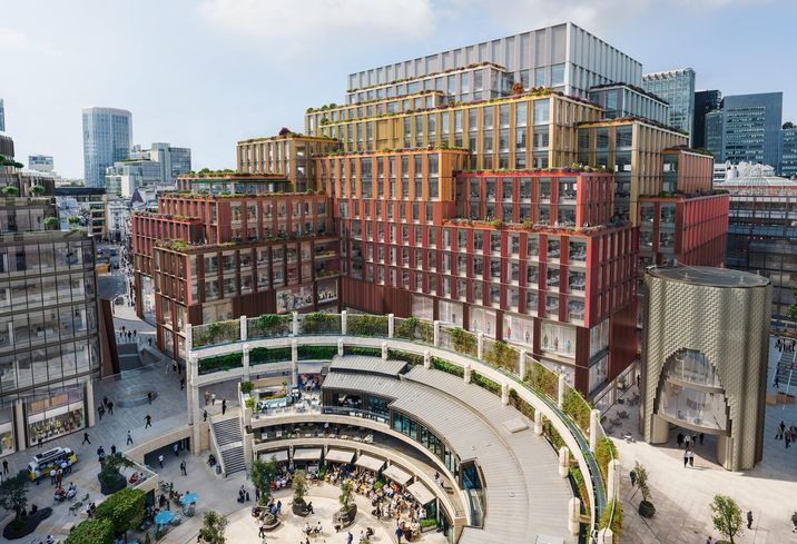 How JLL's London HQ Move Was Revealed … By CBRE
