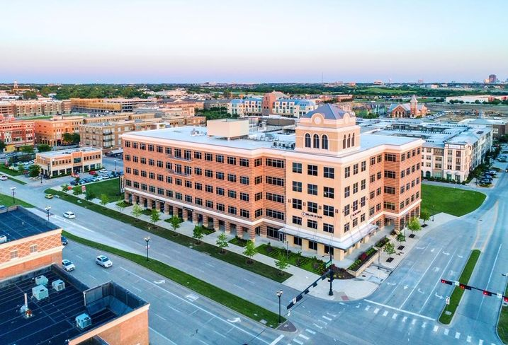 Tower At Frisco Square Sells To Maxus Realty Trust