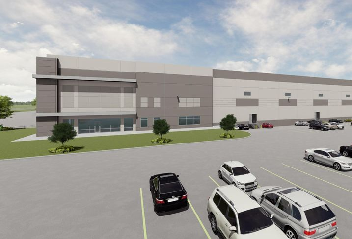 VanTrust Real Estate Breaks Ground On 1M SF South Dallas Industrial Building