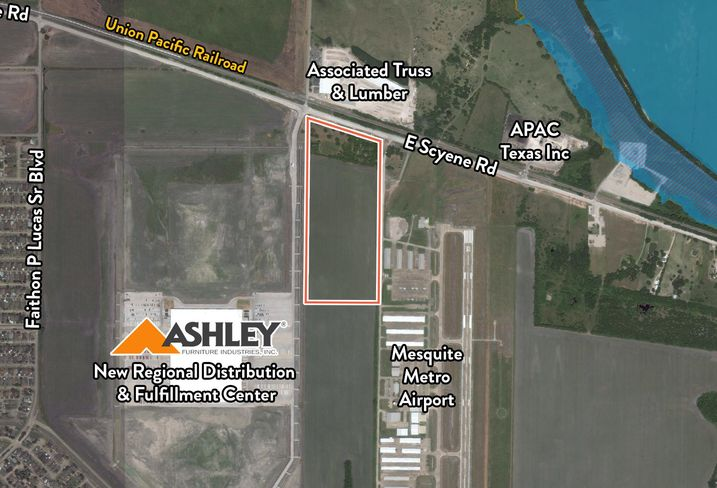 Haverwood Snaps Up 40 Acres In Mesquite For Future Industrial Infill