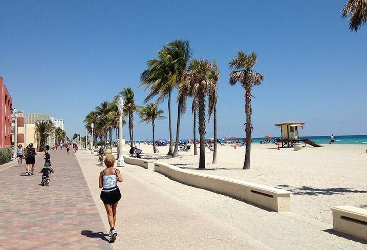 Quaint And Sleepy Hollywood Beach Is Poised For Major Redevelopment