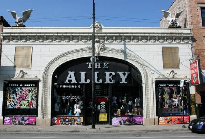 Iconic Lakeview Store, The Alley, Closing