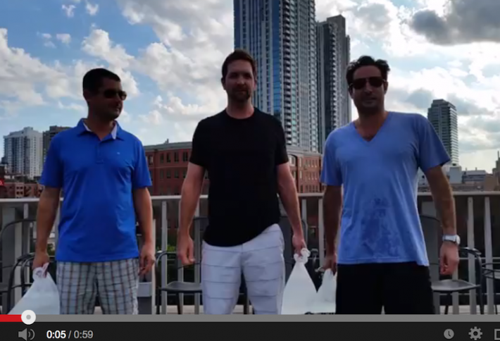 Ice Bucket Challenge: Marc Realty Residential and Baum Realty