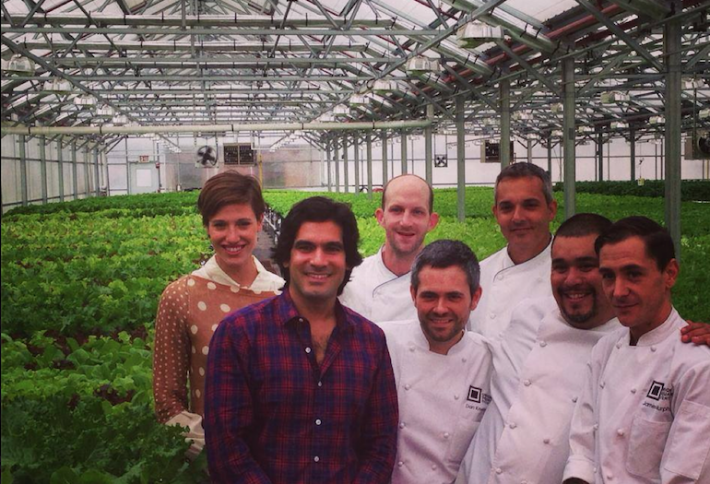 The Largest Rooftop Farm in the World