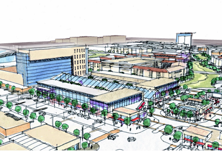 Plans for New Frisco Station Released