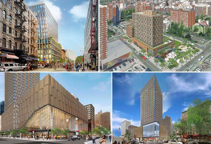 4 Major Public-Private Projects In The Works In NYC