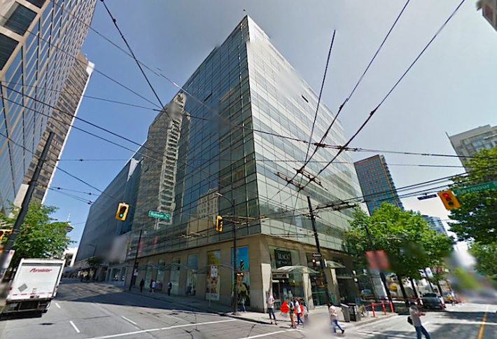 Avigilon To Buy 555 Robson From Telus For $42M