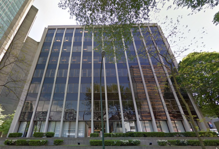 Westbank Buys 1550 Alberni St for $47M