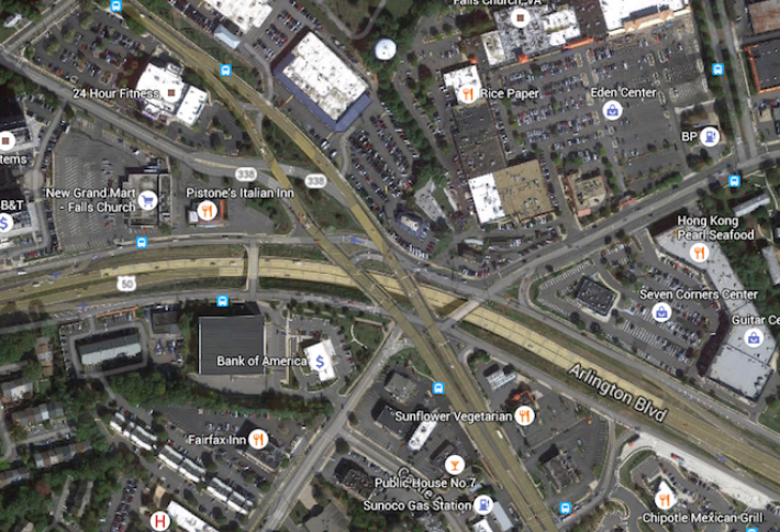 Overhaul for Fairfax County's Most Notorious Intersection?