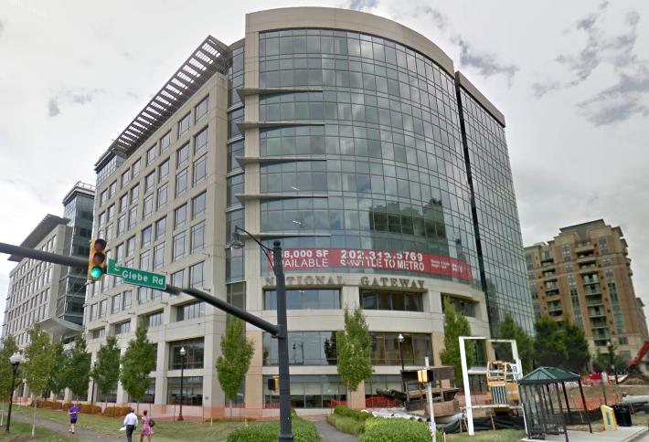 German Grocer Lidl Buys National Gateway Building