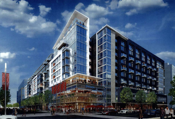 Jair Lynch Approved for Half Street Development
