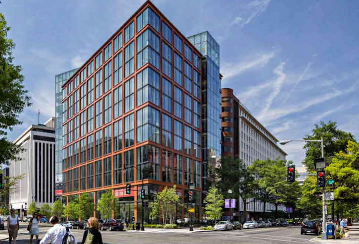 DC Office Poised for a Breakout?