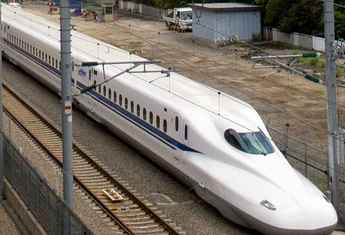 Dallas to Houston Bullet Train Could Attract More Tenants
