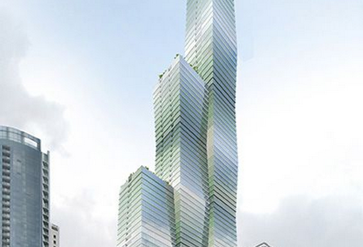 New Supertall Projects Rank Among Chicago's Tallest Buildings