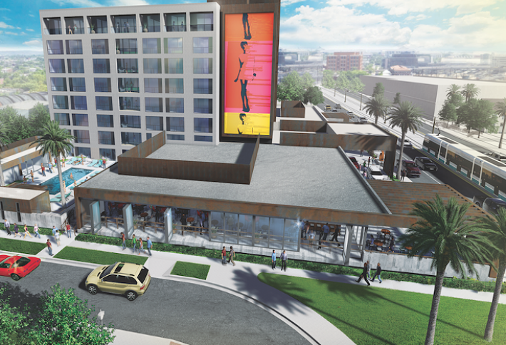 Roosevelt Row Hotel Being Redeveloped