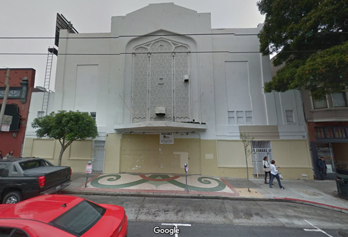 New Plans for S.F. Theater to Bring Arcade Bar, Housing