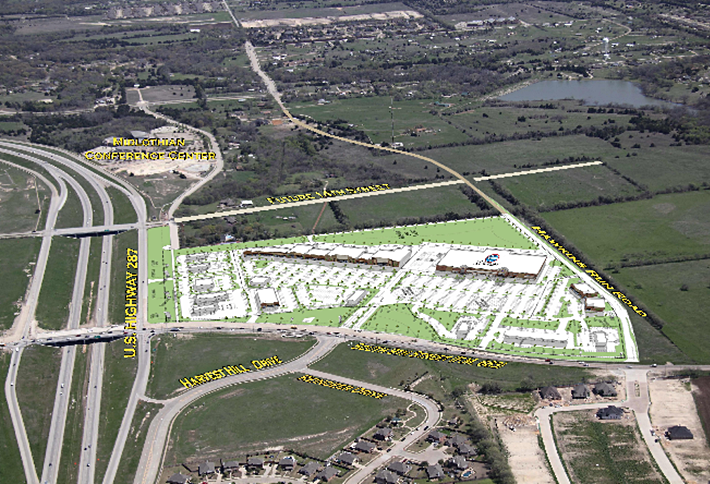 32-Acre Sale in Midlothian Leads to New $55M Shopping Center