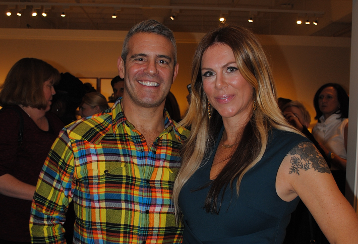 The Andy Cohen Diaries!