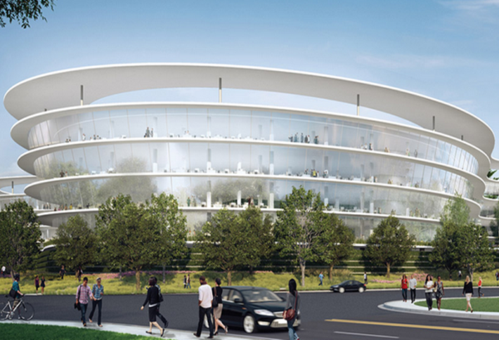 Jay Paul Could Buy Apple Campus in Sunnyvale