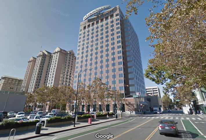 CBRE Global Could Sell Downtown San Jose Tower For Record Price