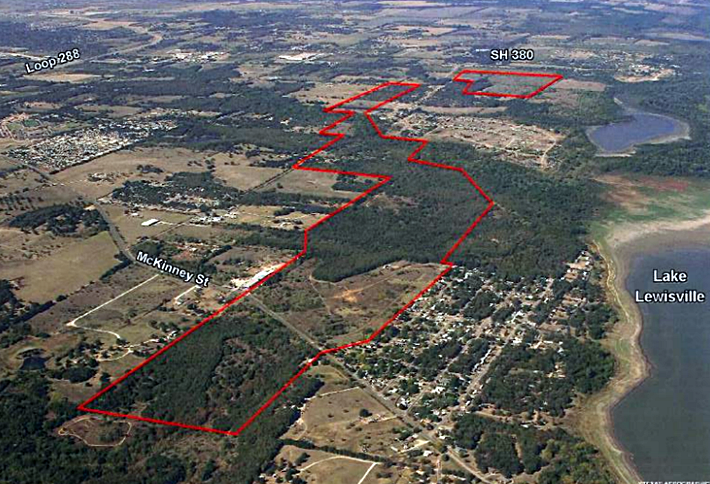 EXCLUSIVE: 444-Acre Sale in Denton County