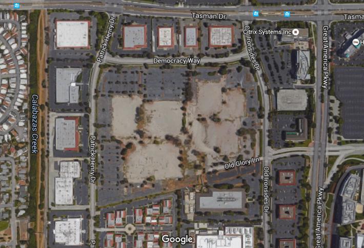 Yahoo Considering Sale of Santa Clara Development Site